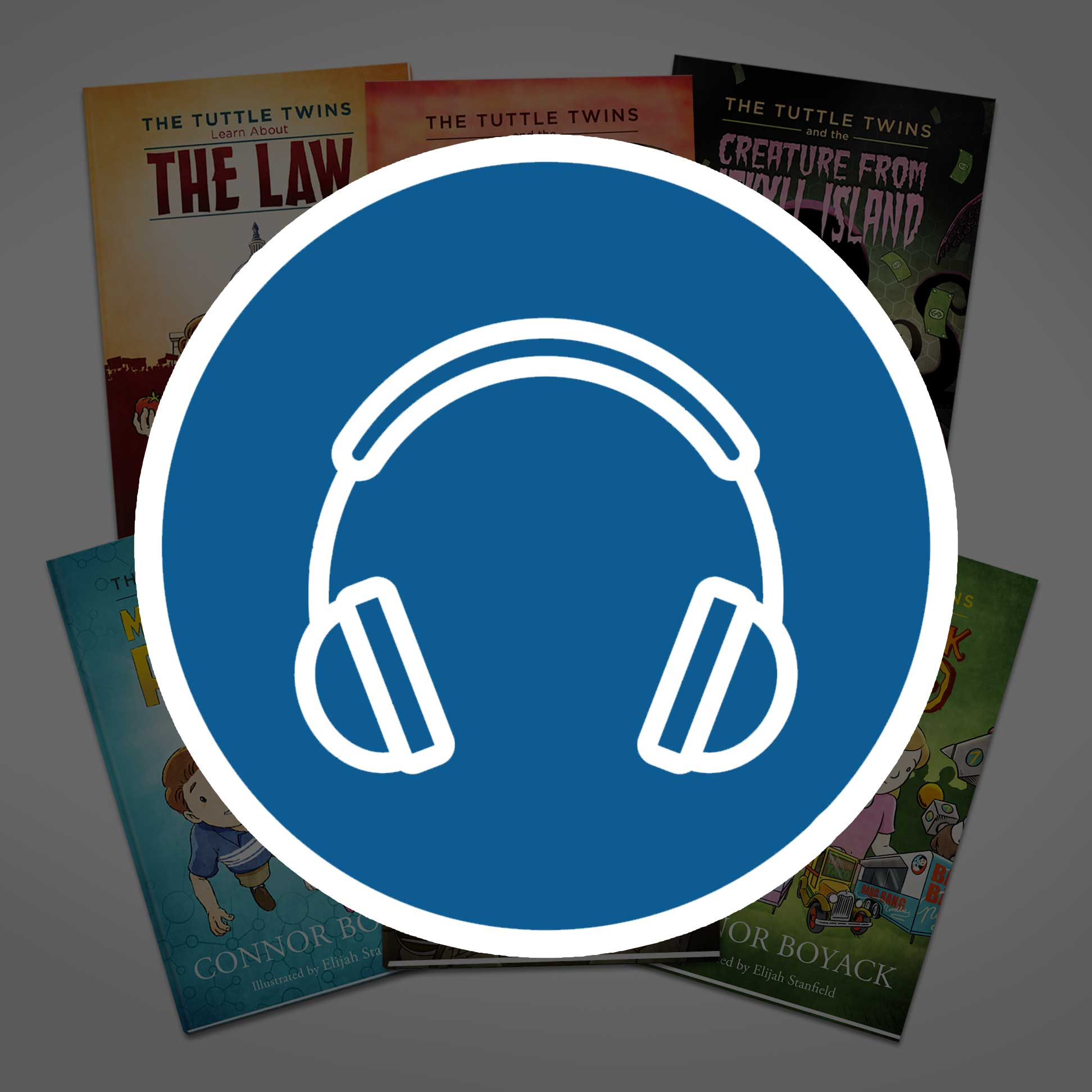 Tuttle Twins Audiobooks (ALL 11)